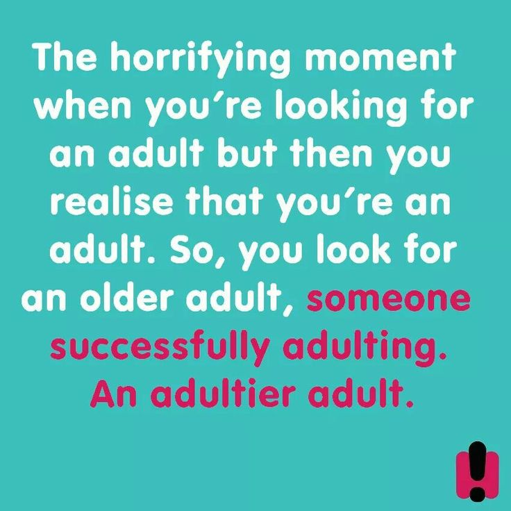 A Message to My Kids about Adulting : Real Life. Truthfully.